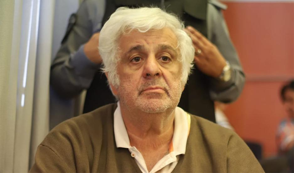 Alberto Samid.