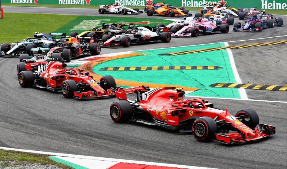 Formula Uno Calendario 2020.La F1 Cerro Calendario 2020 El Liberal