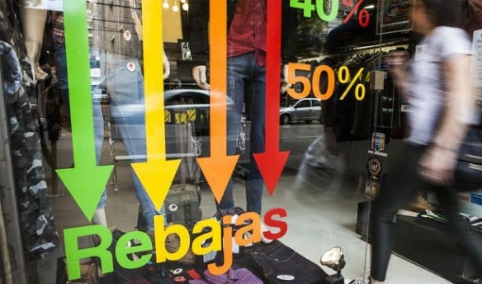 Economía: En los comercios indican rubros que dejaron de caer en ventas