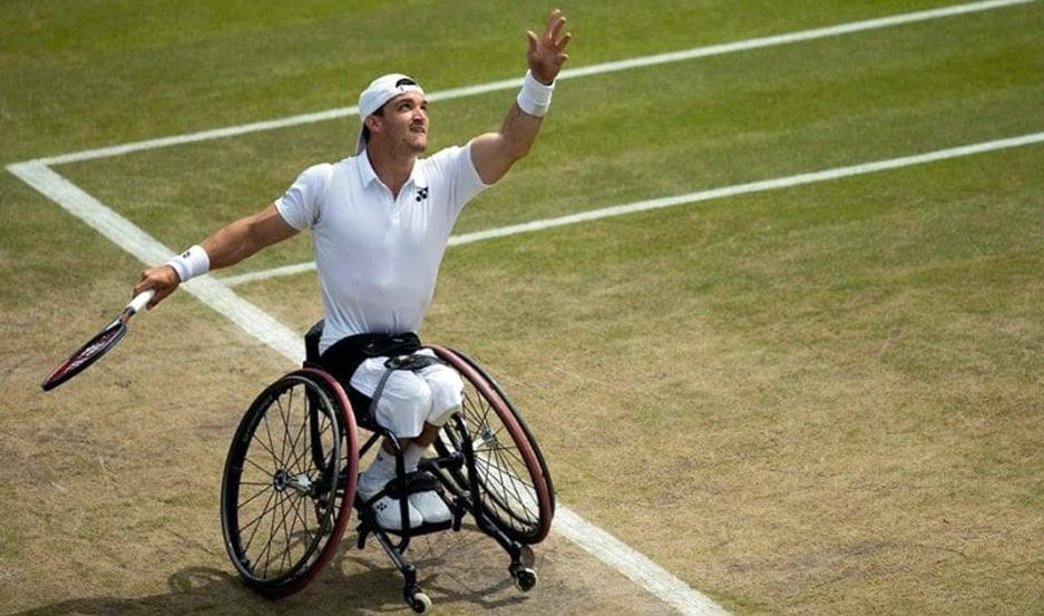 Fernández, cerca del doblete Roland Garros-Wimbledon