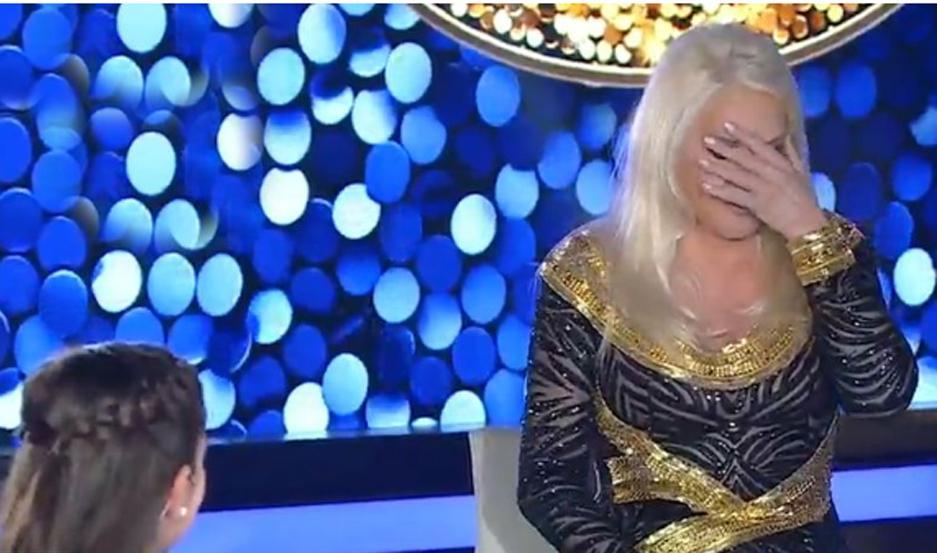 Susana Giménez tuvo su primer blooper y Tini la corrigió