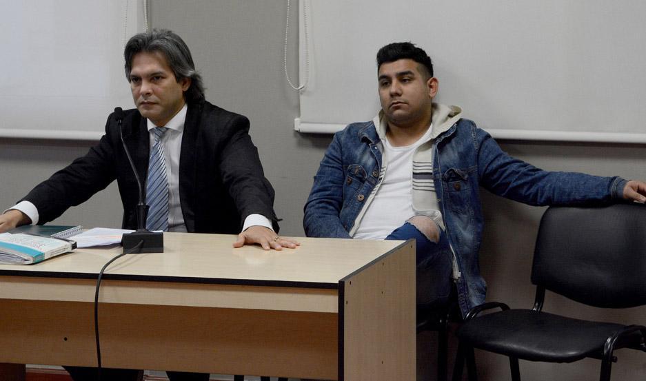 Emilio Nazar indicó que su cliente aprendió bien la lección. Regresará urgente a Buenos Aires.