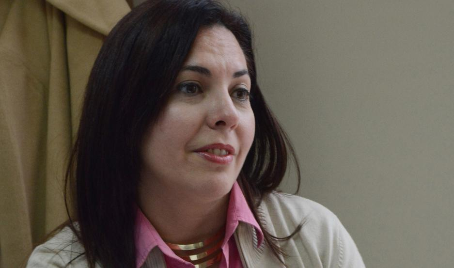Elena Gorostiza brega por la prórroga de la detención de Acosta.