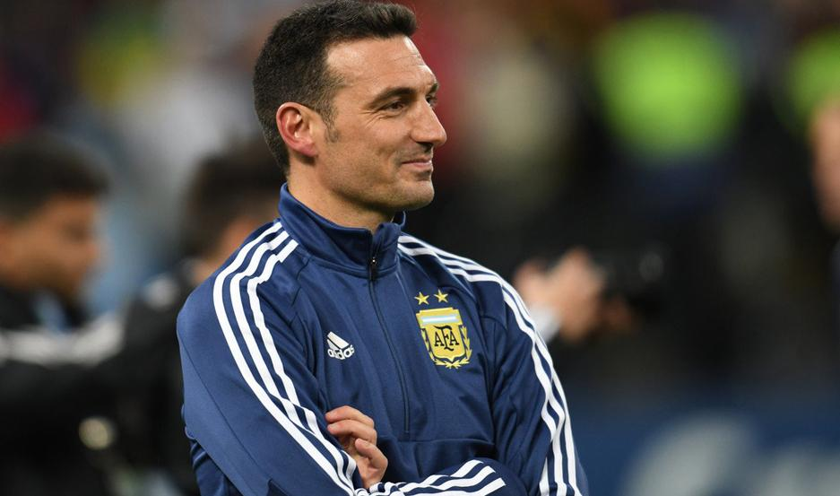 Deportivo: Scaloni fue confirmado como DT del seleccionado