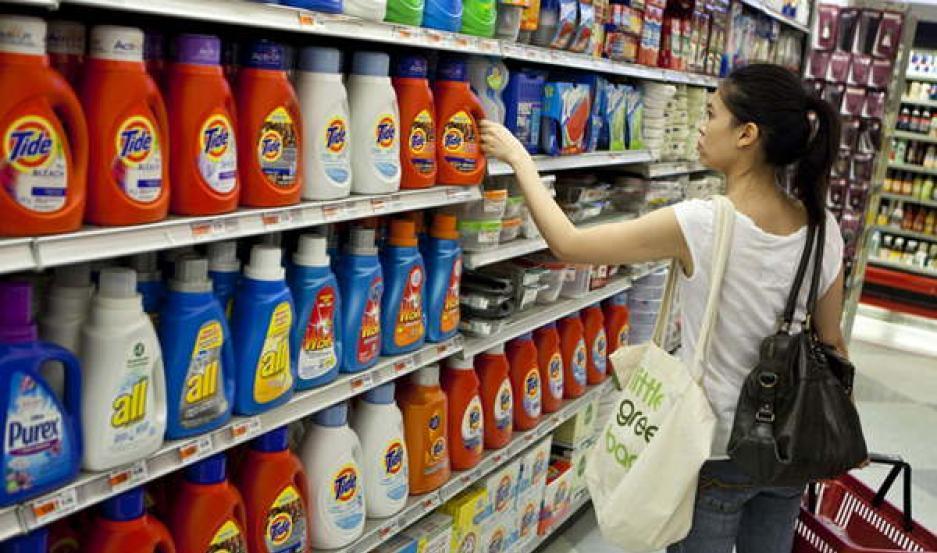 Productos de limpieza subieron entre 20 y 30%