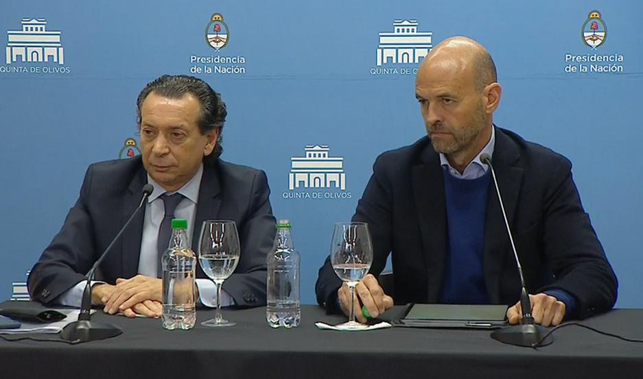 Los ministros fueron convocados a Olivos, luego de los anuncios económicos que hizo el presidente por la mañana.