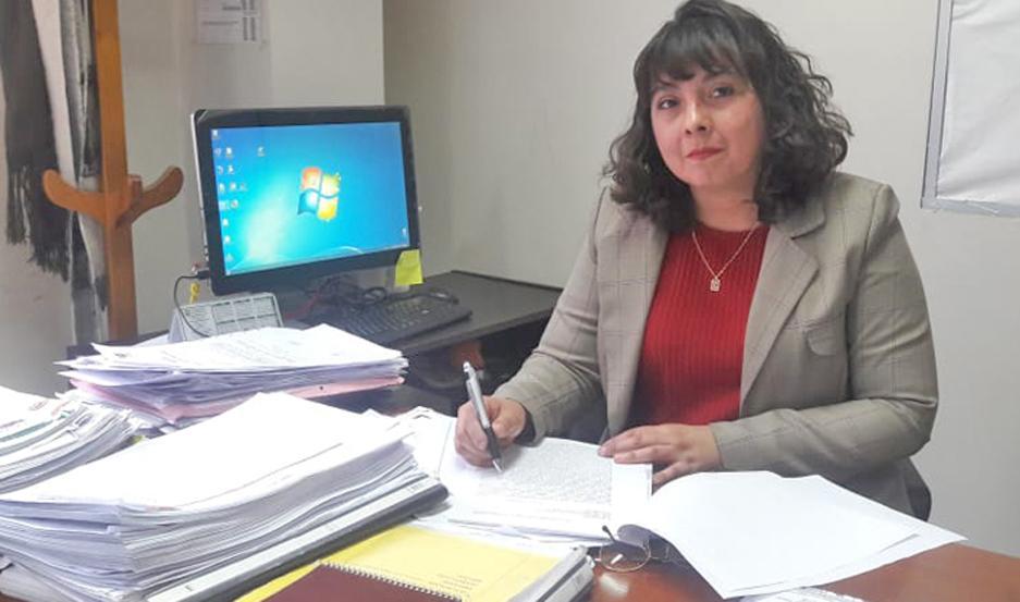 La fiscal, Dra. Cecilia Pacheco, consideró que existían riesgos procesales.