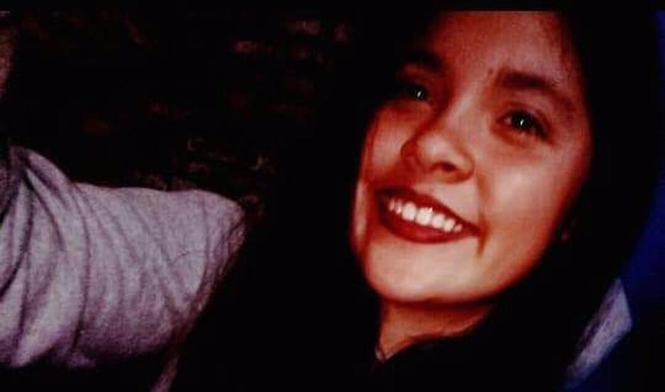 Lucía Gimena Gómez, de 16 años, salió de su domicilio hoy lunes a las 10.30 y no regresó aún.