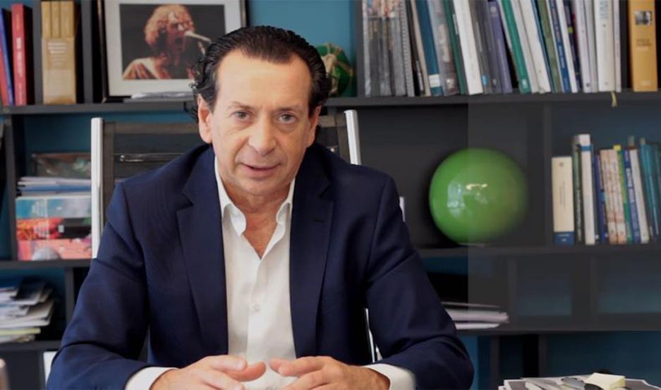Dante Sica, ministro de Producción y Trabajo de la Nación