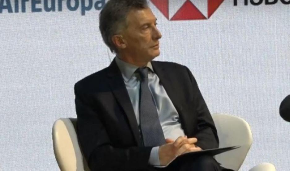 Macri hizo una autocrítica de su gestión y reconoció