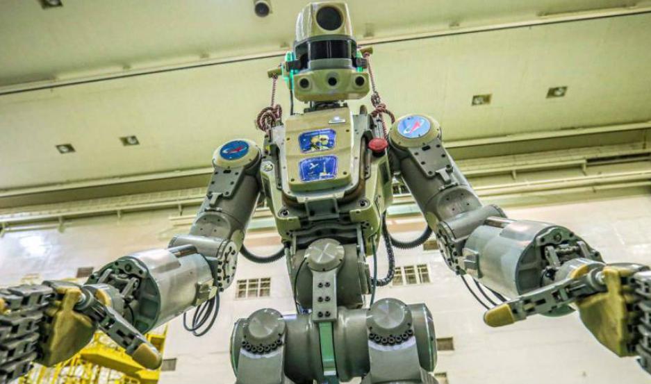 Imagen del robot.
