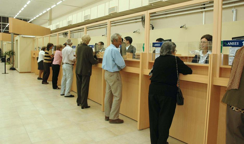 En diciembre, las jubilaciones aumentarán un 8,74%