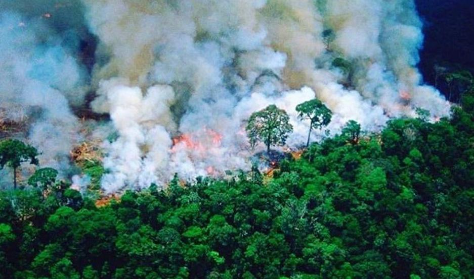 La próxima semana llega el humo a Buenos Aires
