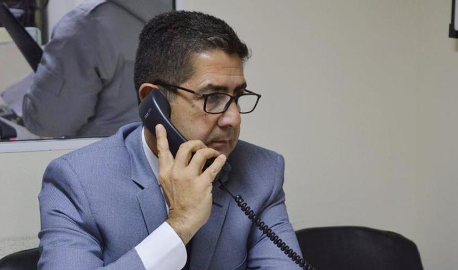 Las investigaciones se encuentran a cargo del fiscal Dr. Pedro Ibáñez.