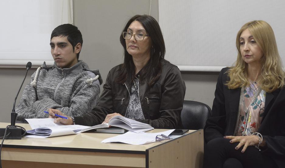 Charriol y Cejas Ramírez pidieron la libertad de Gorosito.