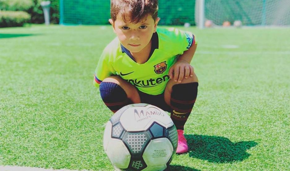 Mateo Messi.
