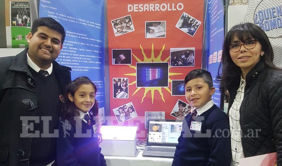 Alumnos de La Asunción pasaron a la instancia provincial en la Feria de Ciencia y Tecnología