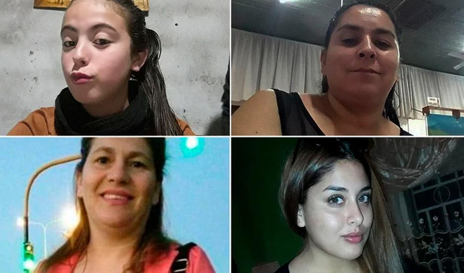Sólo este fin de semana, cuatro mujeres fueron asesinadas.