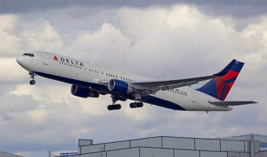 La aerolínea Delta.