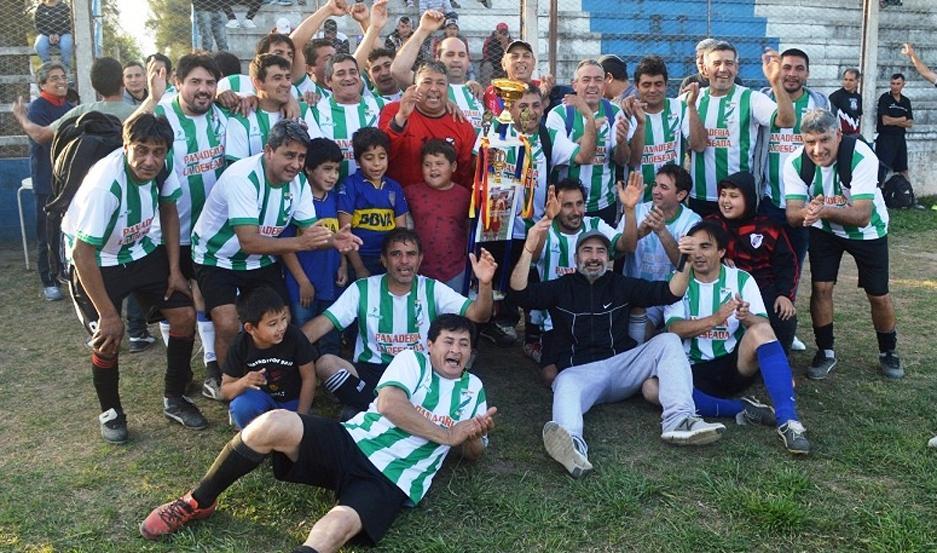 Foto: Panificadora La Deseada, el último campeón