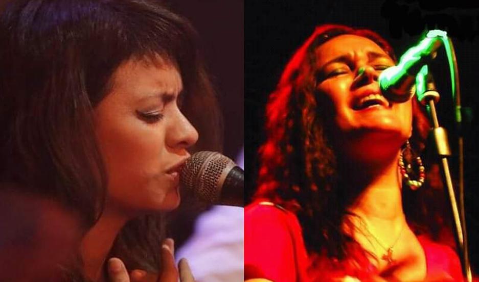 El espectáculo tiene como figuras principales a las voces de Andrea Legname y Verónica Sardaña.