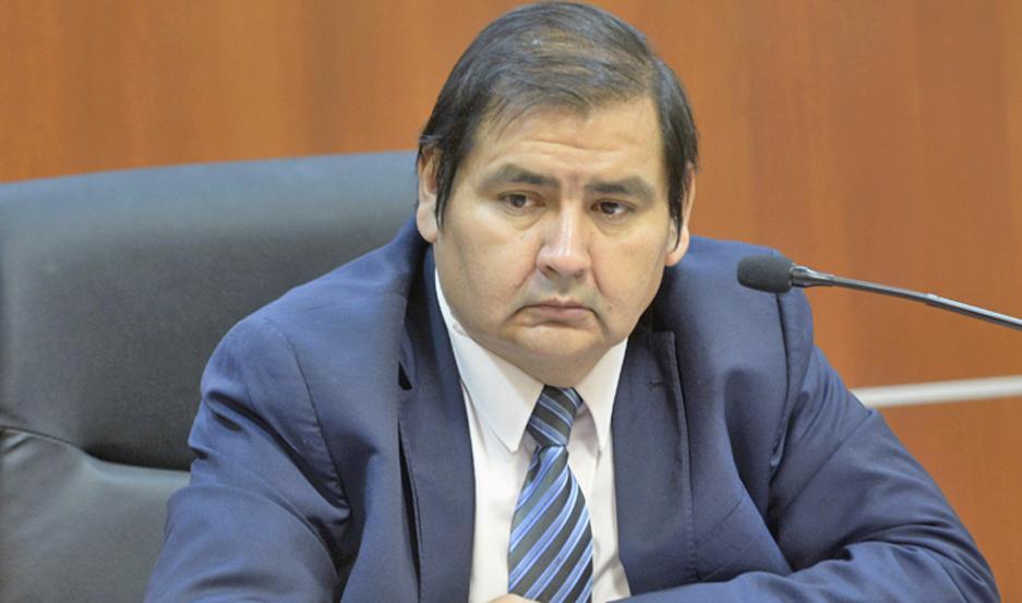 Darío Alarcón aceleró la investigación, al dar luz verde al requerimiento del Ministerio Público.