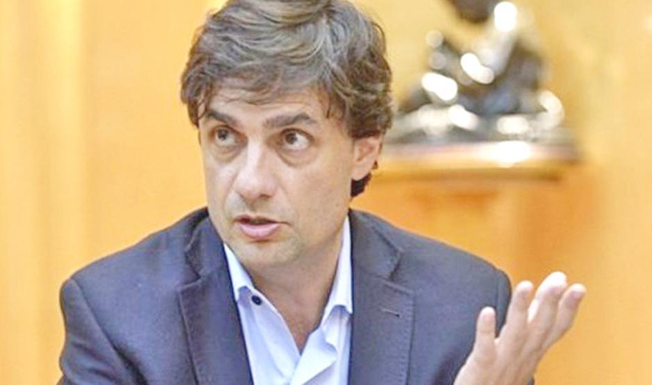 Hernán Lacunza estuvo en la Reunión Anual del Instituto Argentino de Ejecutivos de Finanzas.