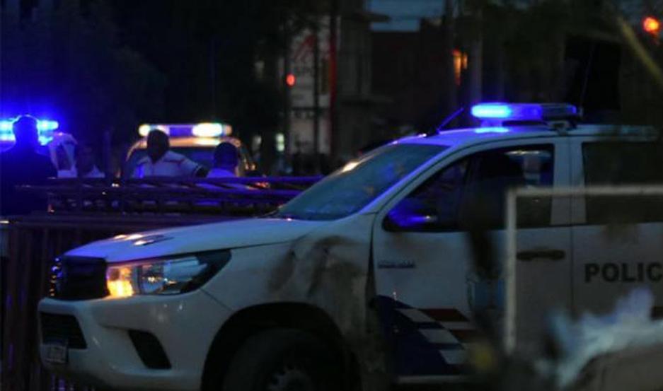 BÚSQUEDA. La Policía trataba de dar con el acusado.
