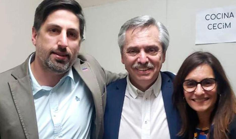 El candidato a presidente de la Nación, Alberto Fernández, se sumará al Encuentro de Profesionales, a través de una videoconferencia.