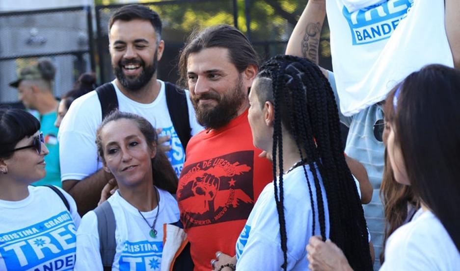"""DIRECTO. El dirigente de la CTEP, Juan Grabois, aseguró que las organizaciones sociales """"van a estar en la calle"""""""