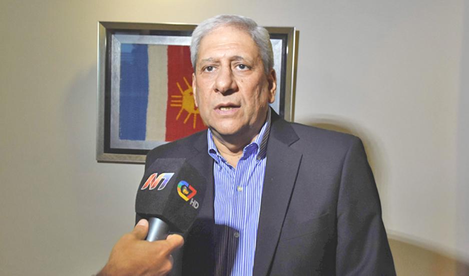 José Emilio Neder.