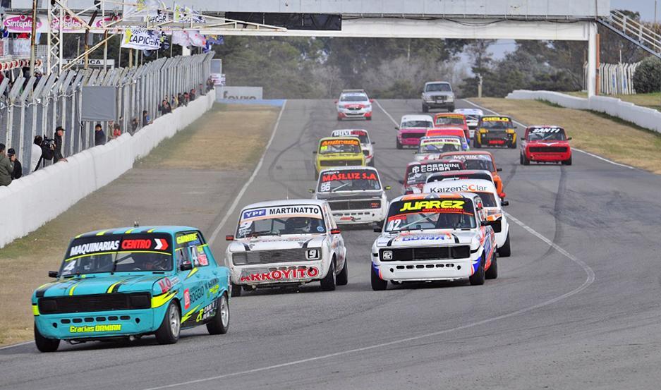Los amantes del deporte motor podrán disfrutar de varias divisionales en la pista.
