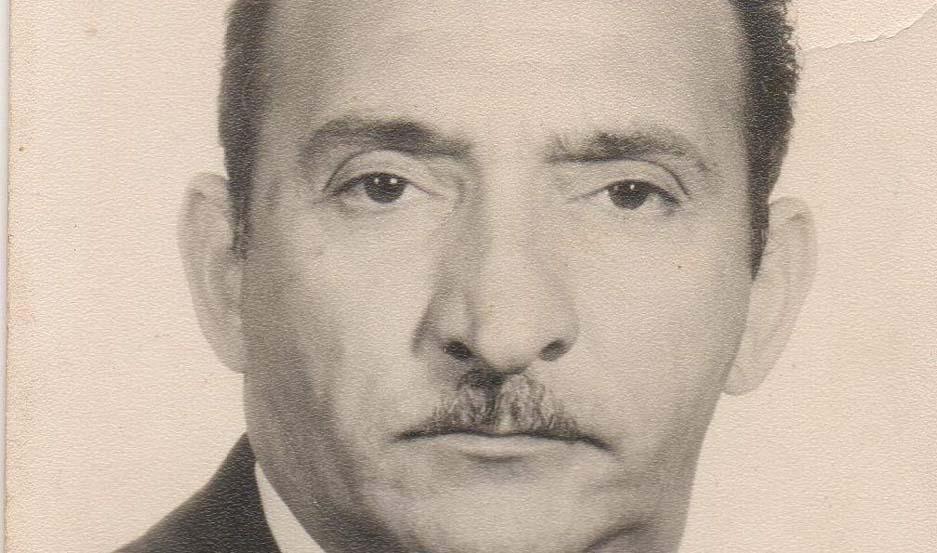 El Dr. Raúl Sabagh, médico y político, era vicegobernador de Catamarca al momento de su muerte.