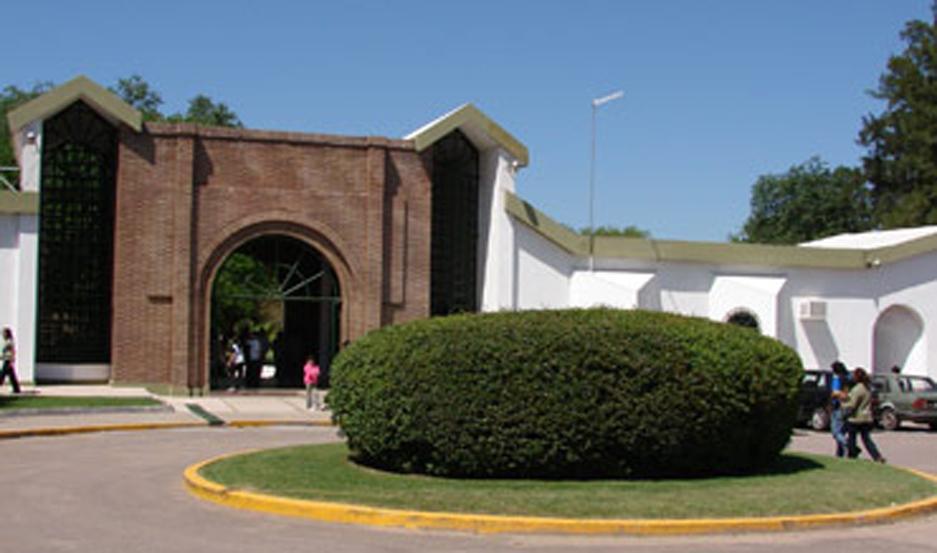 Cementerio Parque de la Paz.