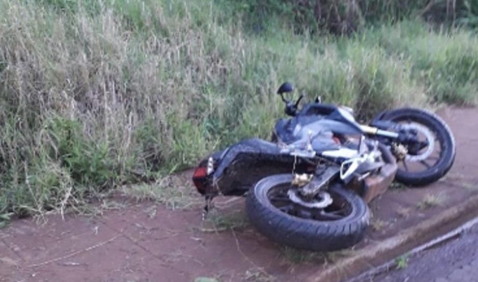 El accidente de tránsito sucedió en la Ruta Provincial 92.