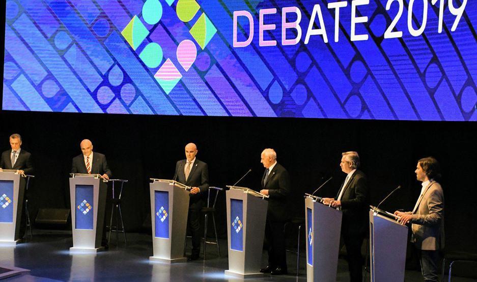 El próximo domingo, en la UBA, se llevará a cabo el segundo y último debate entre los candidatos.