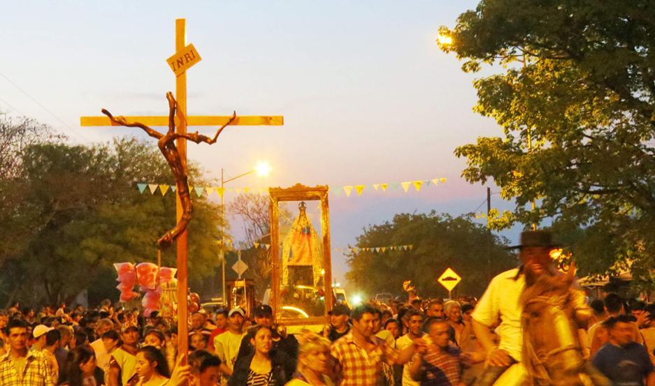 Asistieron más de 4.000 fieles y peregrinos.