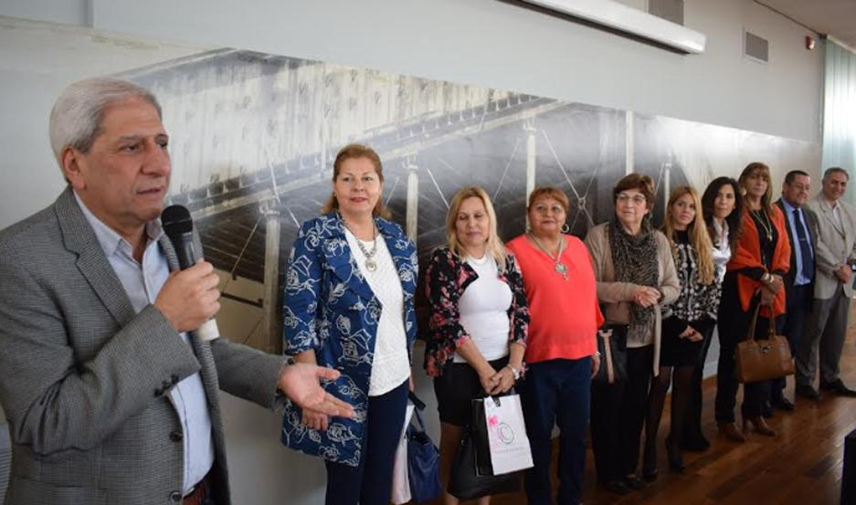 El homenaje a las madres fue presidido por el vicegobernador de la Provincia.