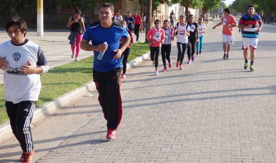 La competencia deportiva se va a desarrollar el 31 de octubre, por las calles de Tintina.