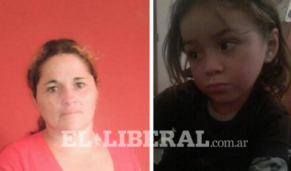 La Policía de la Provincia solicita el paradero de Rosa Ana González y de su hijo, de cuatro años.