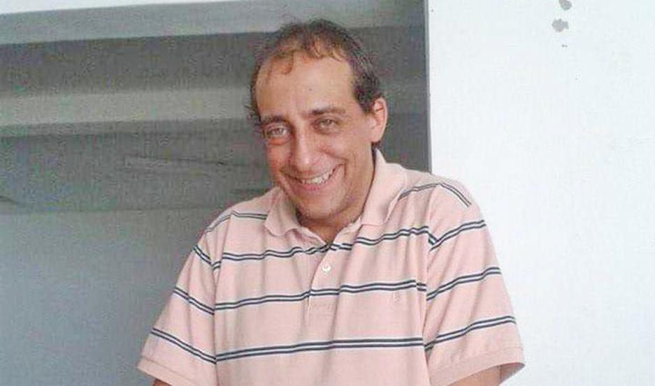 DAMNIFICADO. Martín Cicuta estaba en su domicilio cuando arribaron los desconocidos y lo atacaron.