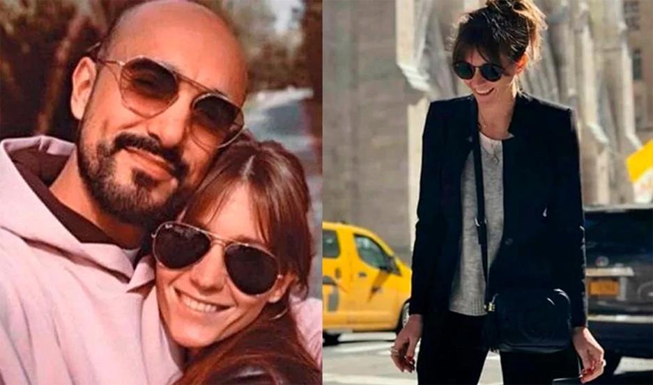 Abel Pintos y su novia, Mora Calabrese, estarían juntos desde hace 6 años.