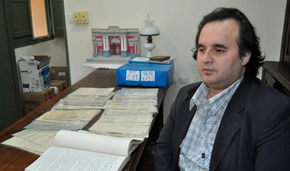 Falleció el historiador Marcelo Ahumada.