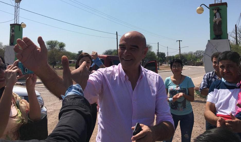 Vendrán referentes de todo el país y se transmitirá en vivo para todo el país el acto de Juan José Gómez Centurión y Cynthia Hotton.