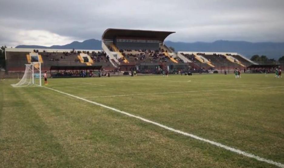 El estadio Vargas recibirá a la Copa Argentina el 15 de noviembre. El Ferro espera por Independiente o Lanús.