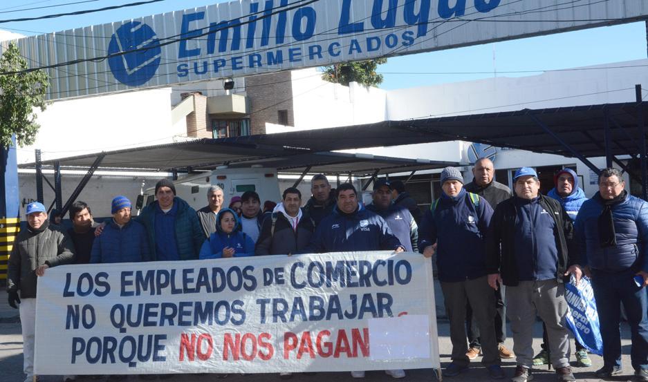 La empresa ya realizó la convocatoria a acreedores. 158 empleados de Santiago, en la calle.