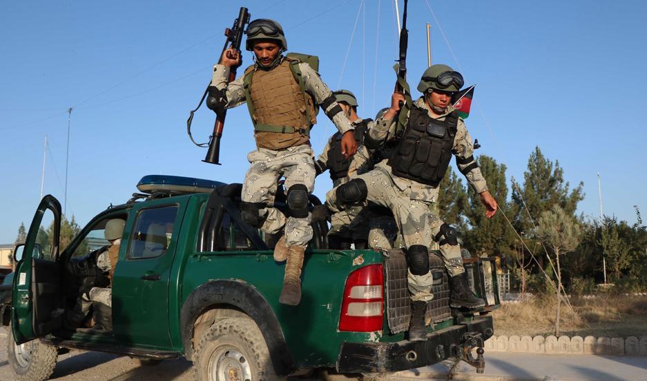 MORTAL. Afganistán es víctima de una sangrienta guerra que lleva ya varios años sin vistas de una solución en el corto plazo.