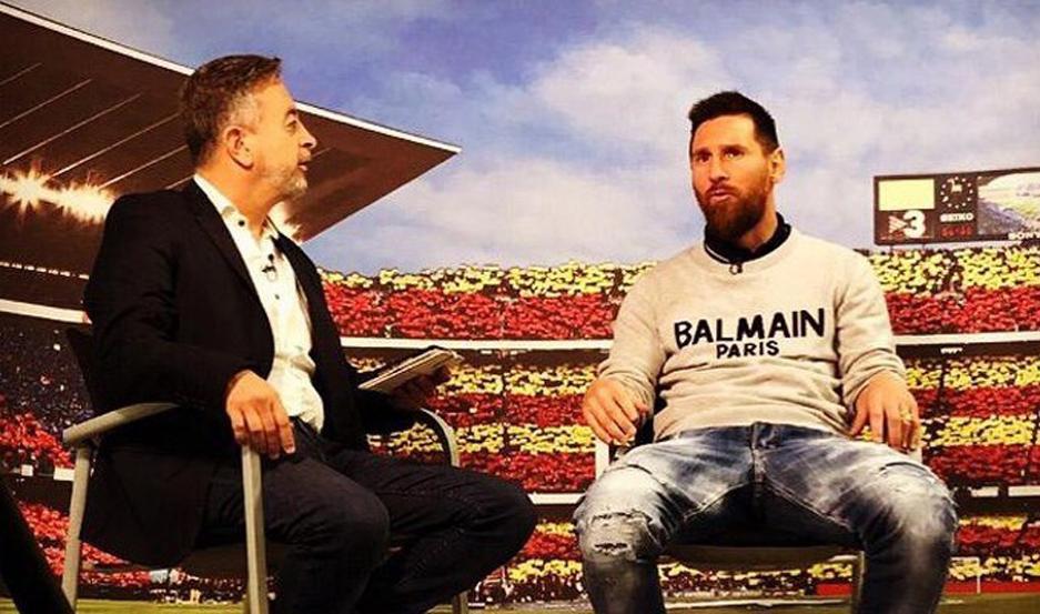 Messi se mostró optimista con el futuro de la selección argentina y apunta a la próxima Copa América, que se jugará en nuestro país.