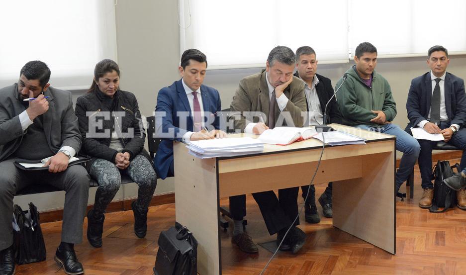 El pasado 16 de octubre fue la primera audiencia judicial por el crimen del mecánico.