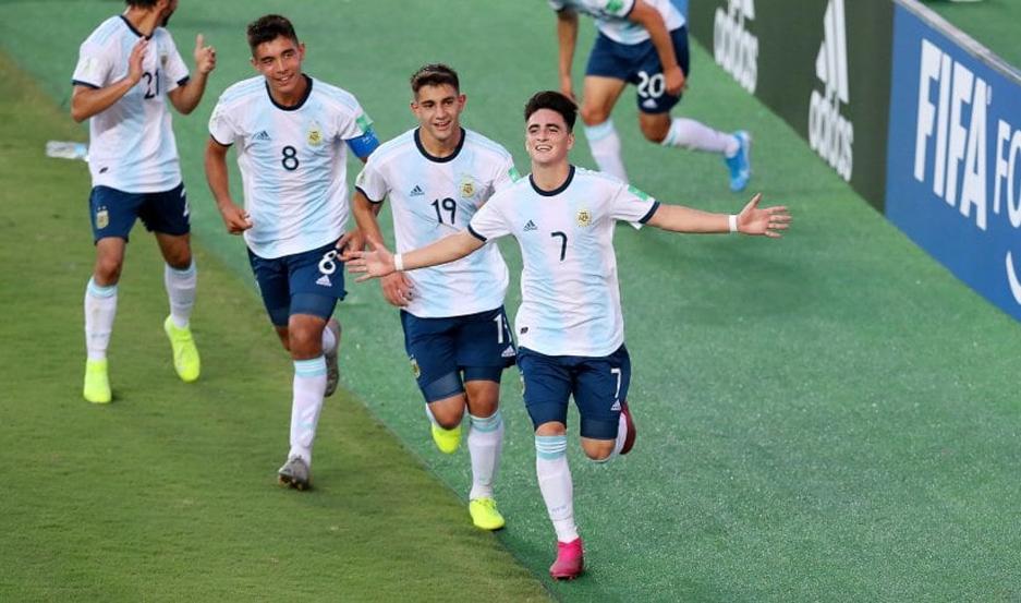 Selección Argentina Sub 17